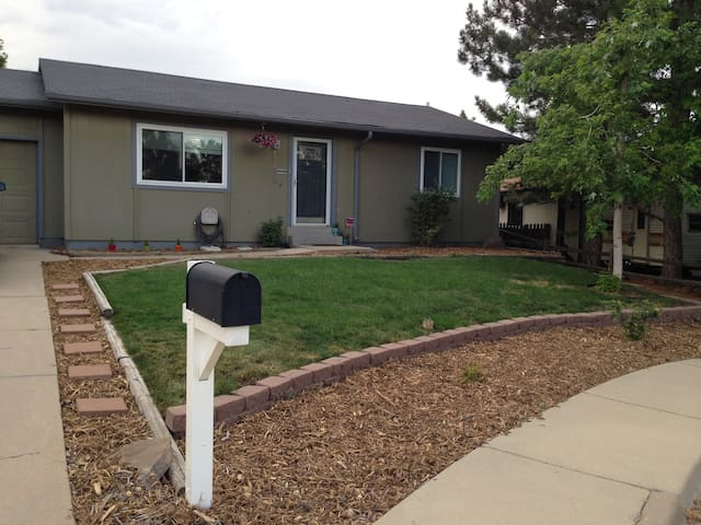 Relaxing Family Home - Broomfield - Dom