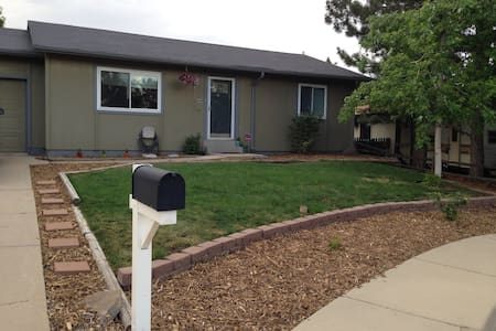Relaxing Family Home - Broomfield