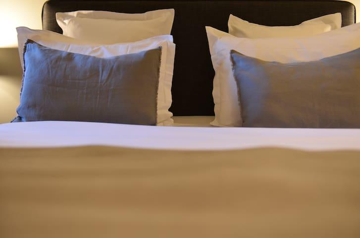 Détail du lit