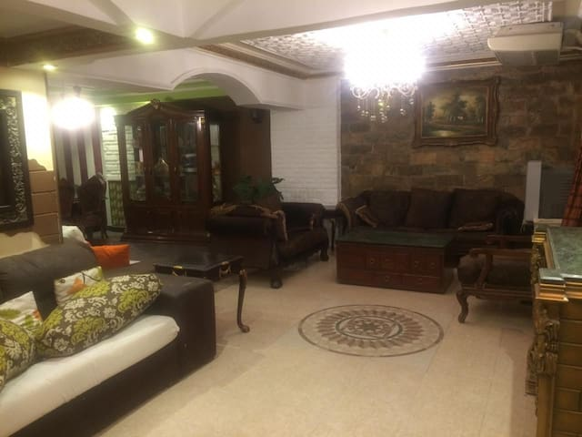 Luxurious apartment in Cairo
