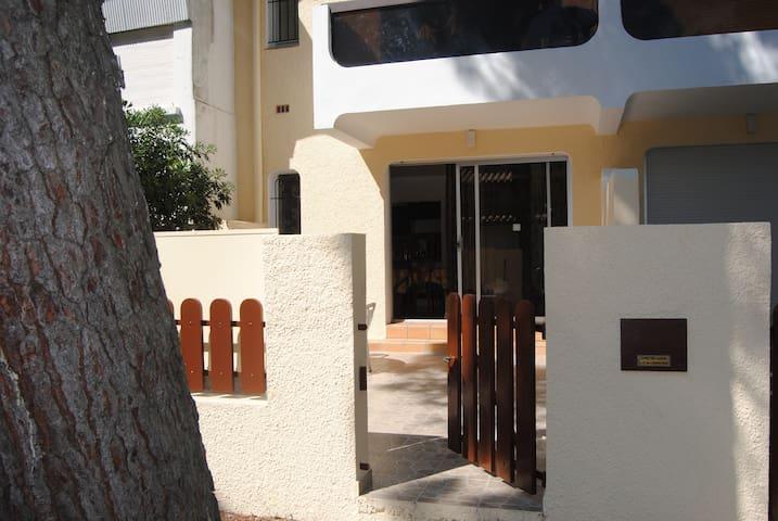 Appartement à 50 m de la mer et terrasse de 25 m²