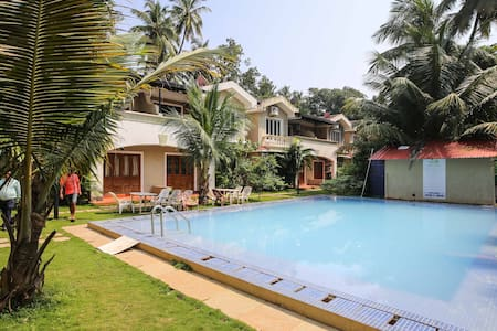 Beautiful 4BHK Villa in Arpora - Arpora