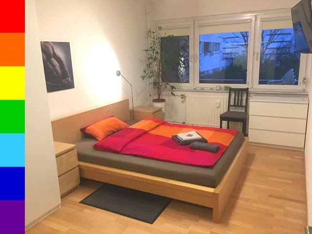 Instant booking: Be®lin - Rooms - Gay Area