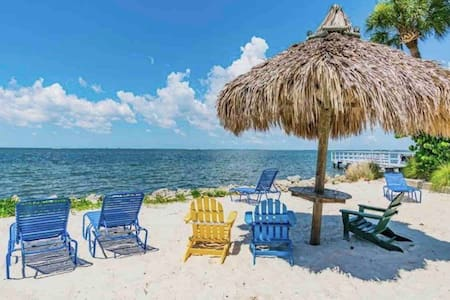 319 - Oceanfront Getaway by Tampa Airport!