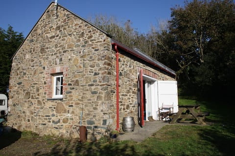 Secluded cottage in Pembrokeshire National Park