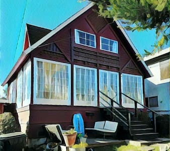 Amazing Seabright Beach Cottage