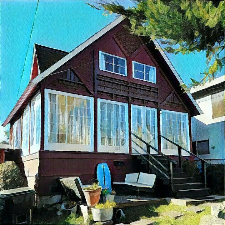 Amazing Seabright Beach Cottage