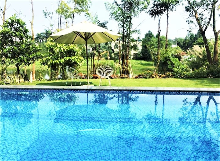 Villa T99 - Flamingo Dai Lai Resort