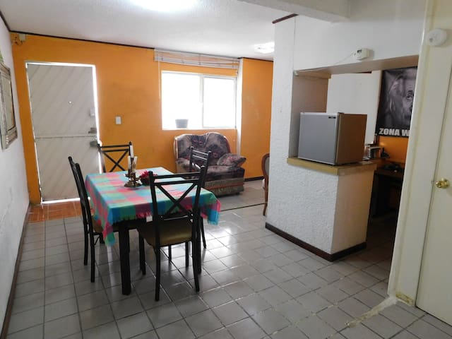 Apartment  4 persons  Allowing dogs