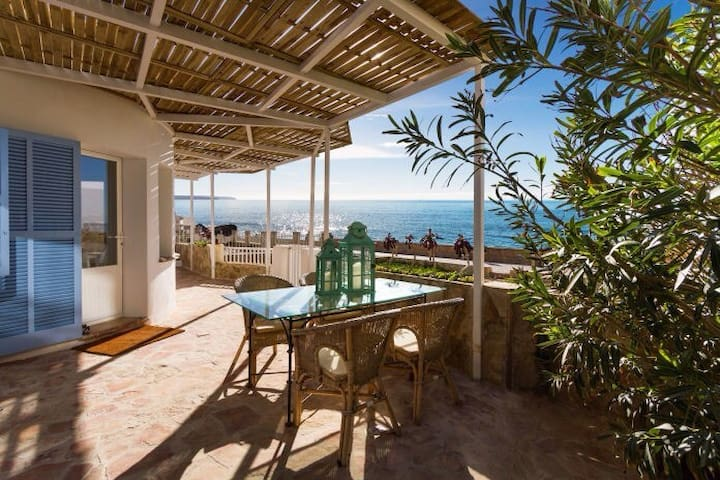 Palma house with excellent sea view - Palma - Rumah