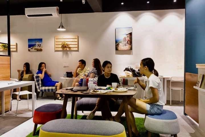 Space for daily rent/Party/50 pax/S2: 2pm-6pm