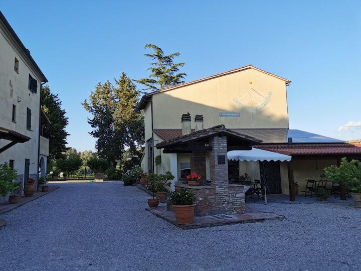 la Limonaia a pochi km centro di Perugia