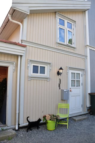 Hilde's hybel - Halden - Appartement