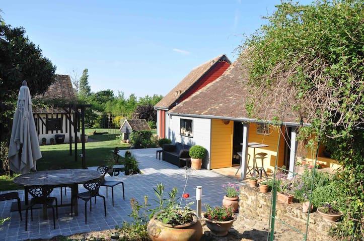 Maison de charme en pleine campagne - Courcemont - Haus