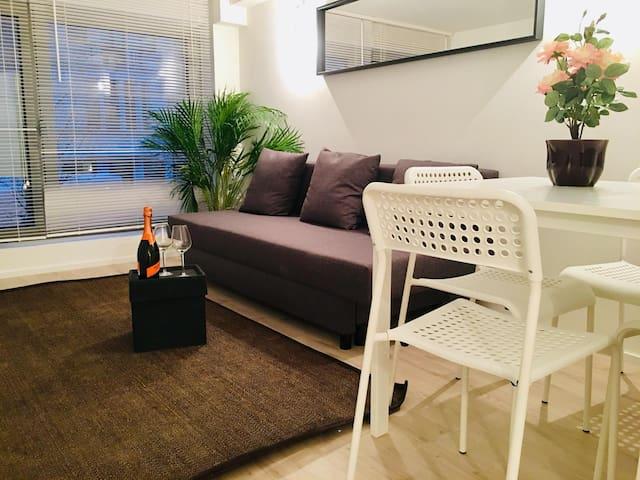 Cozy conciergerie,WIFI,TV,4P,LUX