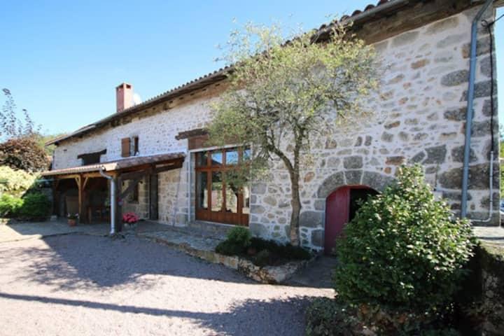 La Ferme Du Noyer - Barn & Cottage