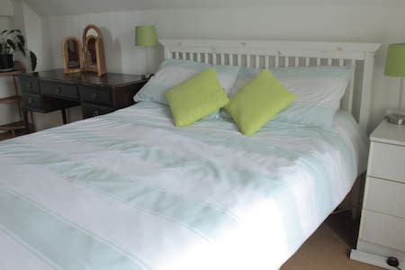 Lovely large room in Penryn flat - Penryn - Apartment