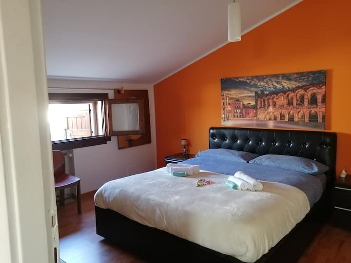 MM Apartment, la Suite di Castelvecchio