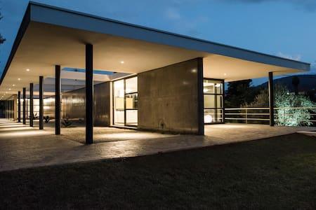 Unique Architecture Villa Seven (7) - Perivolia