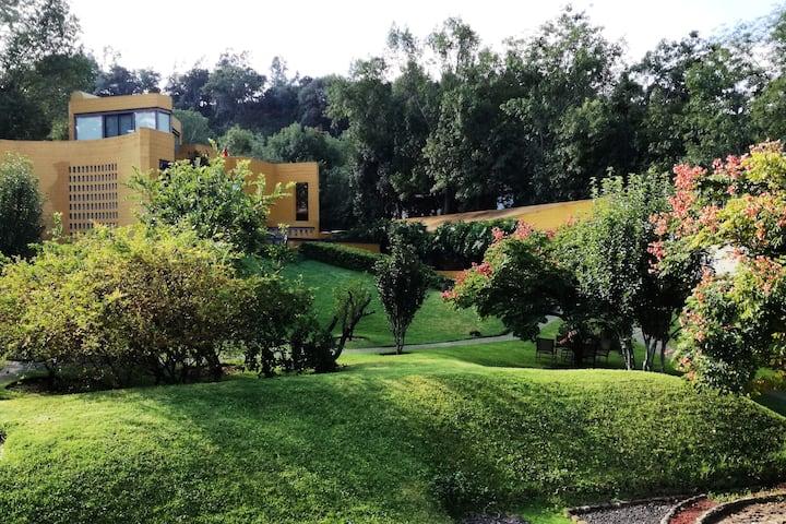Casa en el Campo Hotel & Spa Habitación Mariposas