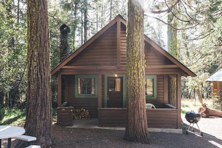 Wonderful Cabin by Lassen National Park
