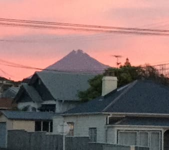 Cozy house close to city centre and beaches - New Plymouth - บ้าน
