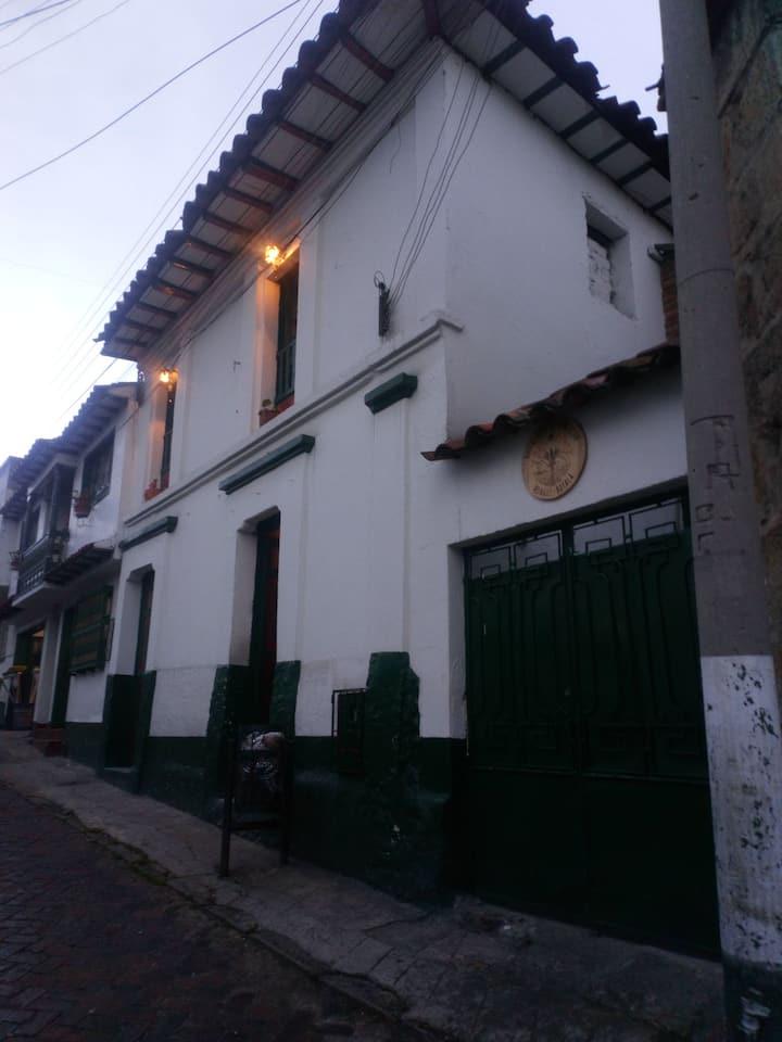 HOSTAL CASA DEL FRAILEJÓN (Alojamiento completo)