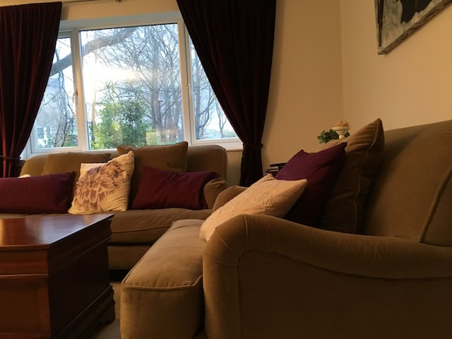Private room in a beautiful quiet flat - Sheffield - Appartement