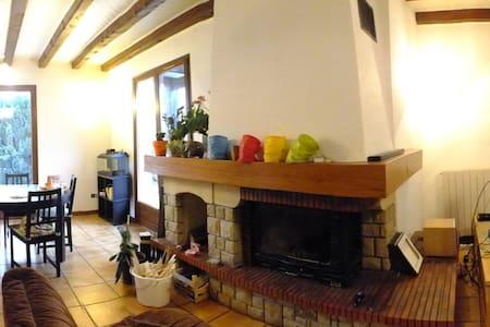 Chambre tranquille proche d'Epinal - Pouxeux