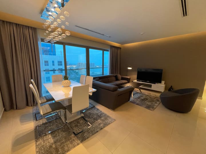 Grand Deluxe Two Bedroom Apartment