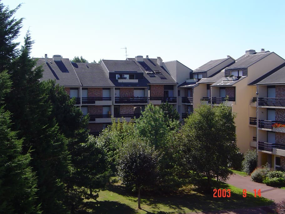 Location Appartement Cabourg Centre Ville