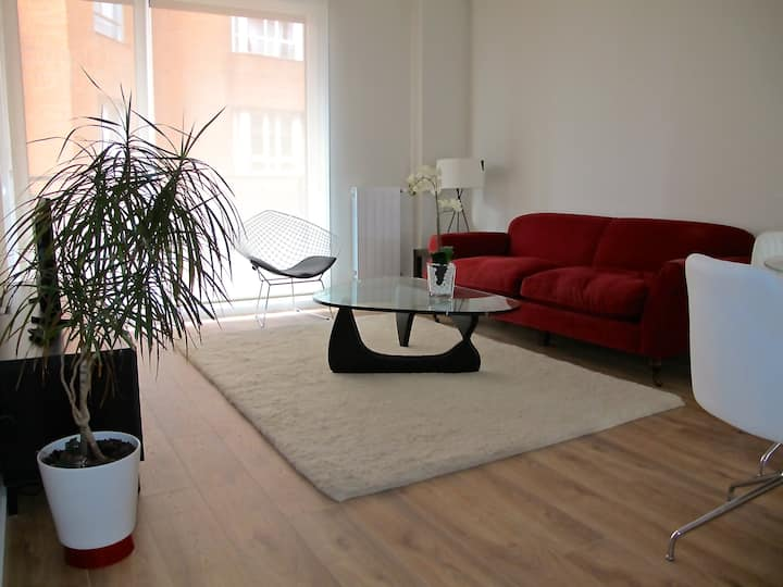 BRIGHT NEW APARTMENT in OLD TOWN+NETFLIX.  PARKING