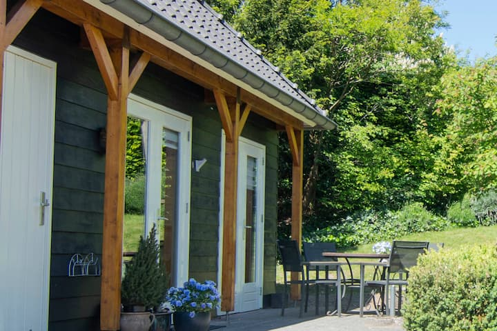 Bed &Breakfast in seperaat gastenverblijf