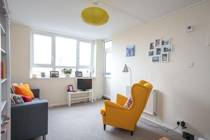 Lovely flat Stoke Newington, London