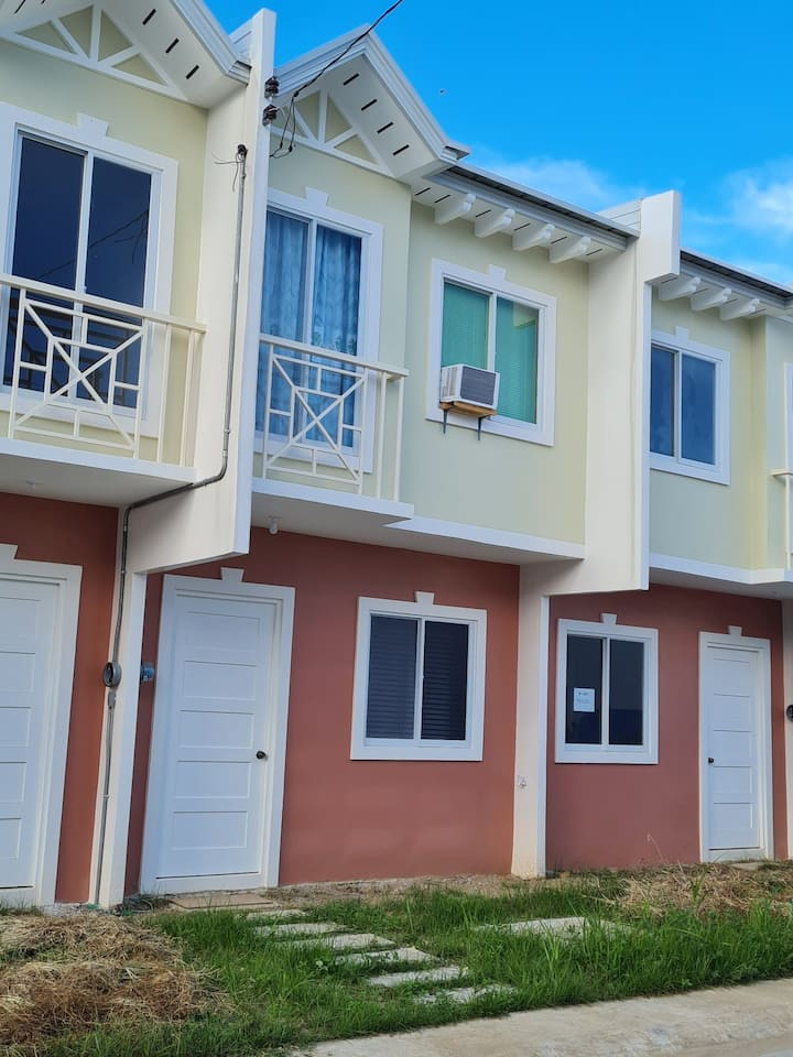 Townhouse near Spring Water Resort and Theme Park