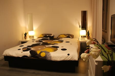 Big bedroom, 1 or 2 persons, short or long stay - Eindhoven - Haus