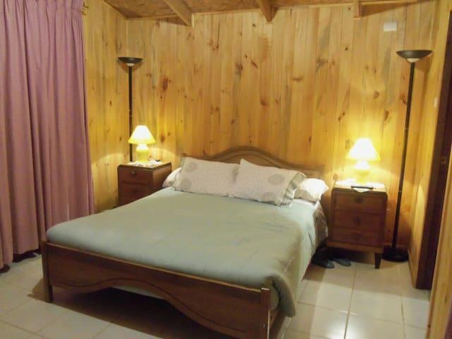 Cabaña en Coñaripe para un máximo de 8 personas. - Temuco