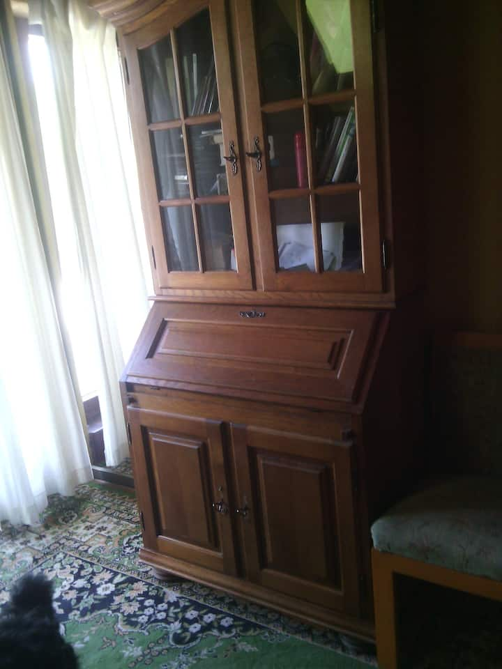 Cracow,one room in the village
