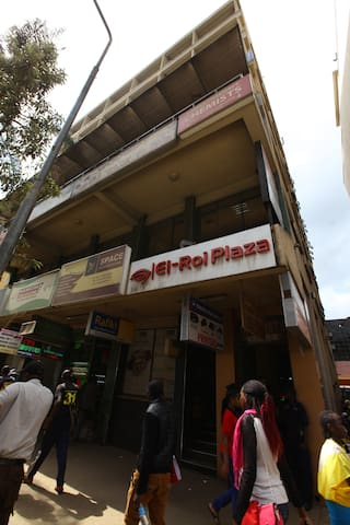 Space International;Nesting you with care - Nairobi - Flat