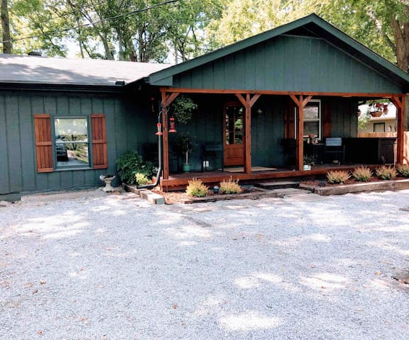Blue Moon Cabin- Airport/Grand Ole Opry/Downtown