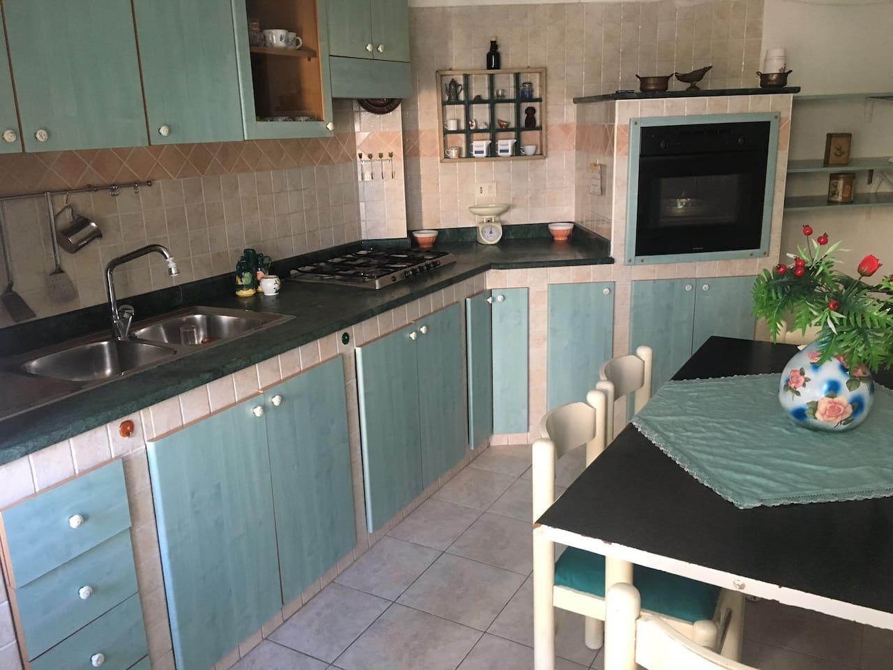Forno Cucina In Muratura casa di charlie - apartments for rent in gaeta