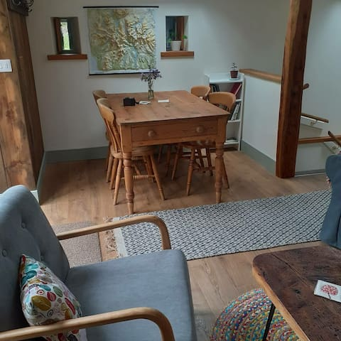 Cottage in converted barn on our LakeDistrict farm