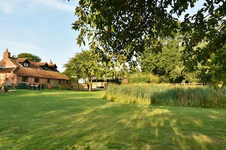 Brick Kiln Cottage, beautiful luxury rural retreat