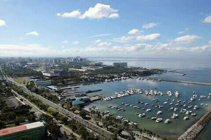 Sea view at manila bay malate - Manila - Apartamento