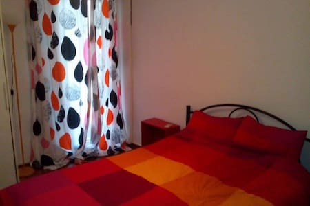 Heart of the city double bed room. - Apartment