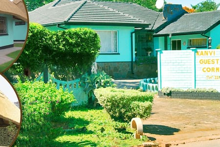 Kanyi Guest Corner - Double Rooms - Gweru