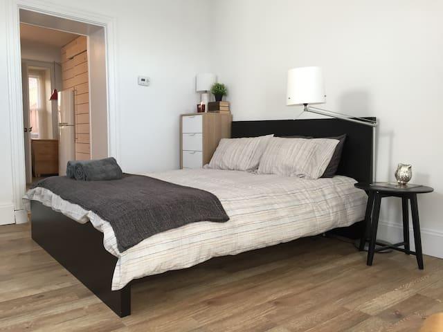 Private In-law suite w/ great views - Filadélfia - Apartamento