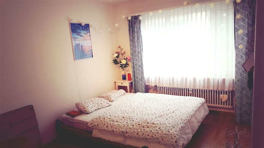 cozy and calm 2 room Flat incl. balcony