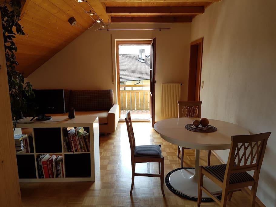 Wohnbereich //Living room