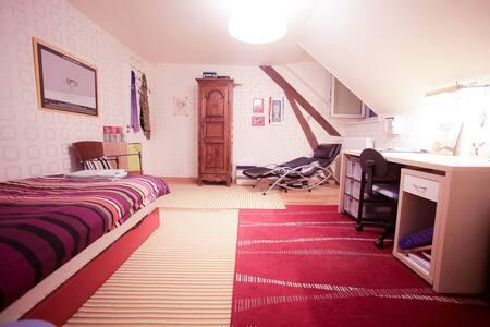 Chambre Indépendante 2 Tout Confort / Private Room